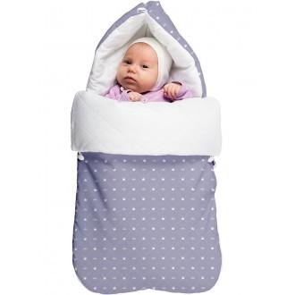 Химчистка конверта для новорожденного из флиса