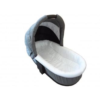Химчистка внутренней обивки люльки для новорожденного
