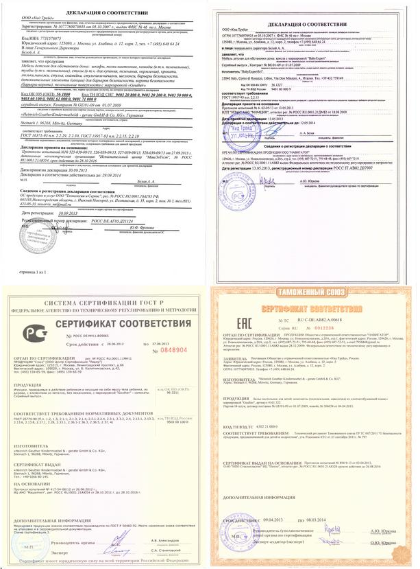 документы на средства для удаления пятен